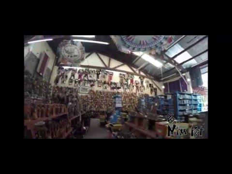 Handicraft and Textile Market in Antigua Guatemala