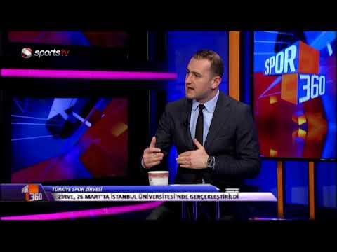 Türkiye Spor Zirvesi, Sports TV 'de Konuşuldu