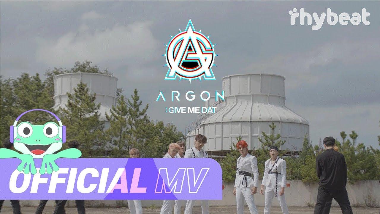 [M/V] ARGON (아르곤) - Give me dat (Performance Ver.)