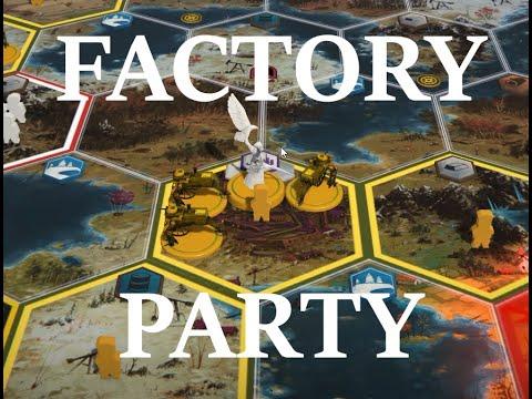 Scythe | Crimea Militant Factory Surround |