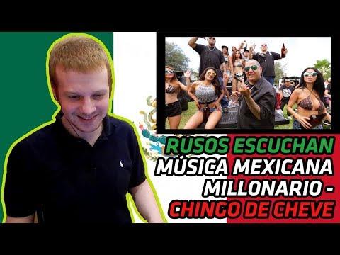 RUSSIANS REACT TO MEXICAN MUSIC | Millonario - Chingo De Cheve (VIDEO OFICIAL) | REACTION