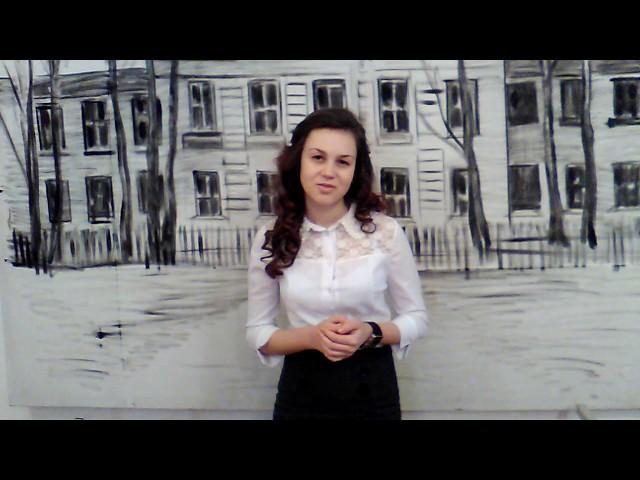 Изображение предпросмотра прочтения – ЕкатеринаПопова читает произведение «Хорошее отношение клошадям (Били копыта, пели будто…)» В.В.Маяковского