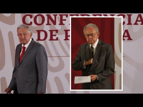 Titular de SCT debe aclarar presunta omisión en su patrimonio: López Obrador