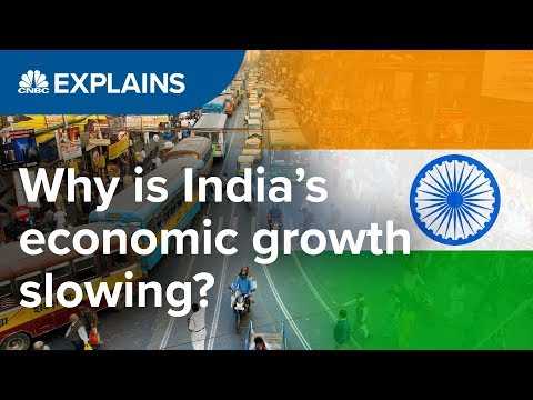 Why is India's growth slowing?