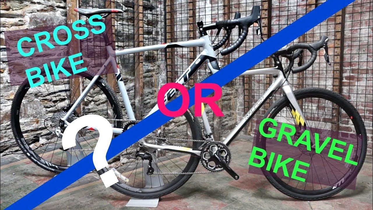 Gravel Bike Or Cyclocross Bike