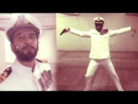 Ranveer Singh's Very FUNNY Promotion Of Akshay Kumar's Rustom Movie