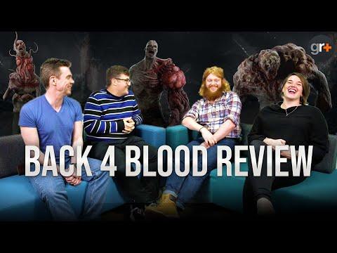 Back 4 Blood Review Deep Dive