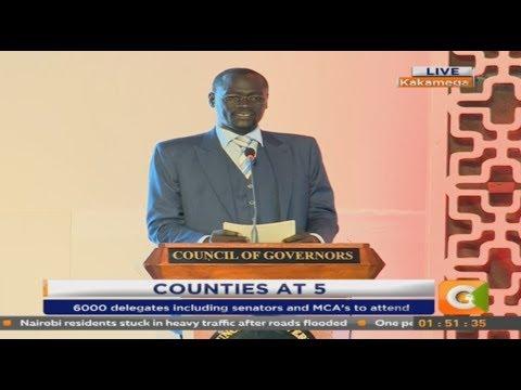 Governor Nanok: Devolution has opened up...