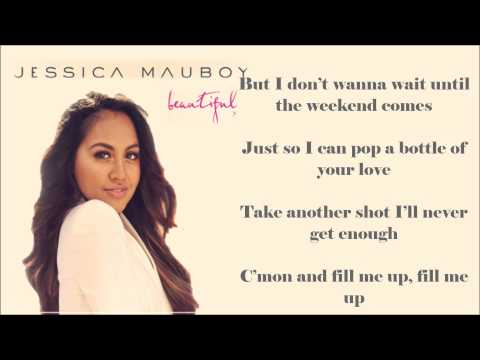 Jesscia Mauboy - Pop a Bottle (Fill Me Up) Lyrics