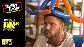 Ronnie Questions His Future As A Dad | The Sneak Peek Show | MTV