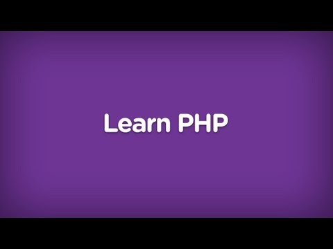 Learn PHP - Time and Date