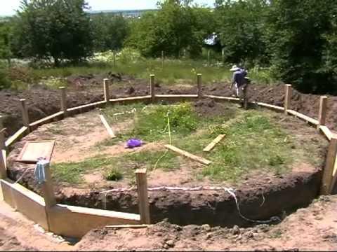 видео: Купольный дом своими руками. Часть 2