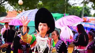 ปีใหม่ม้งบ้านสาวม้งพาม่า 5 ปี2562