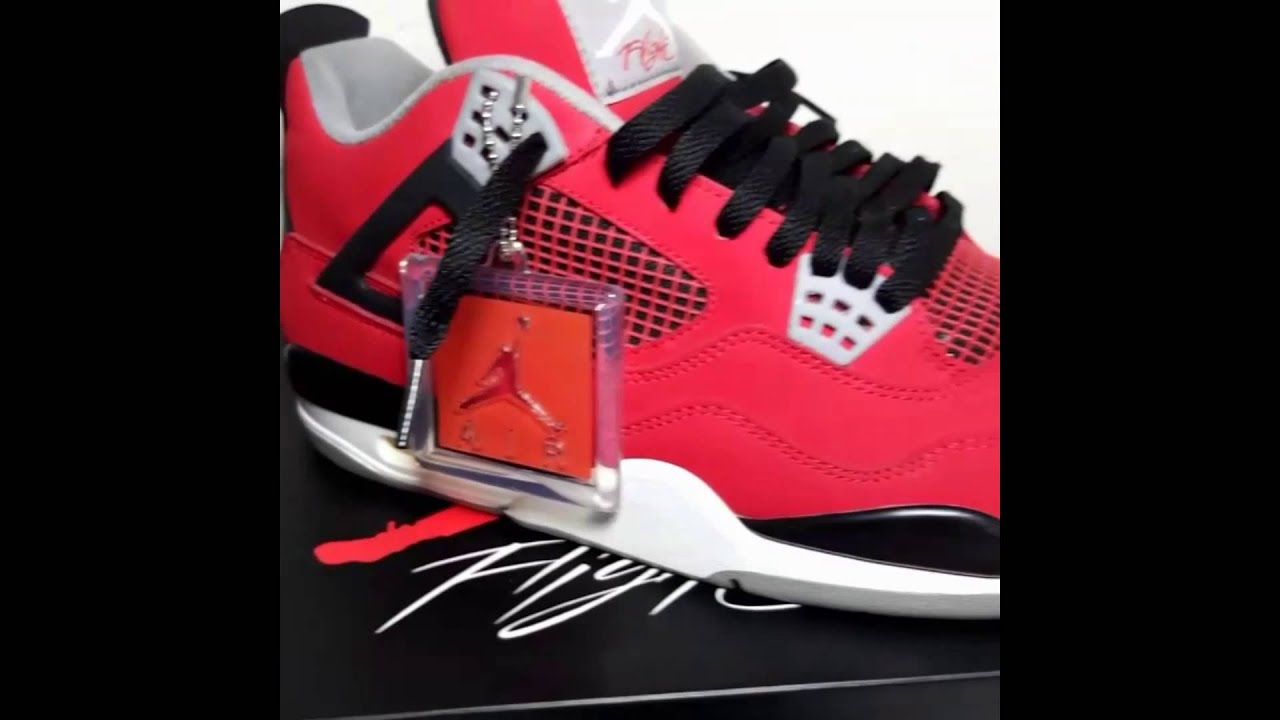 ae0905c42a7e Unyellowing Jordan 4 tags (Read The Description Below ) - YouTube