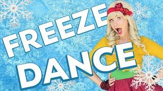 """Freeze Dance"" Music Video | KIDS IMAGINE NATION"