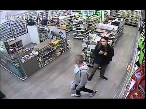 Shop stealing Joondalup shopping centre