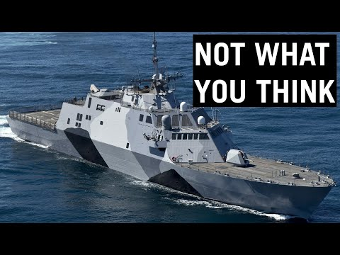 Fast ship with ISSUES - LCS Freedom #shorts