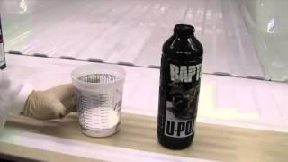 U-POL RAPTOR сверхпрочное защитное покрытие для кузова(U-POL RAPTOR купить в Украине: ..., 2016-01-06T09:29:43.000Z)