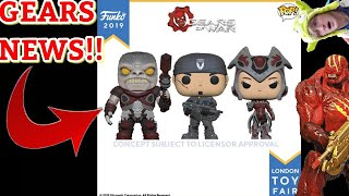 GEARS NEWS!! New Pop Figures Revealed!!