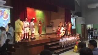 聖若瑟英文中小學 西遊記 2016