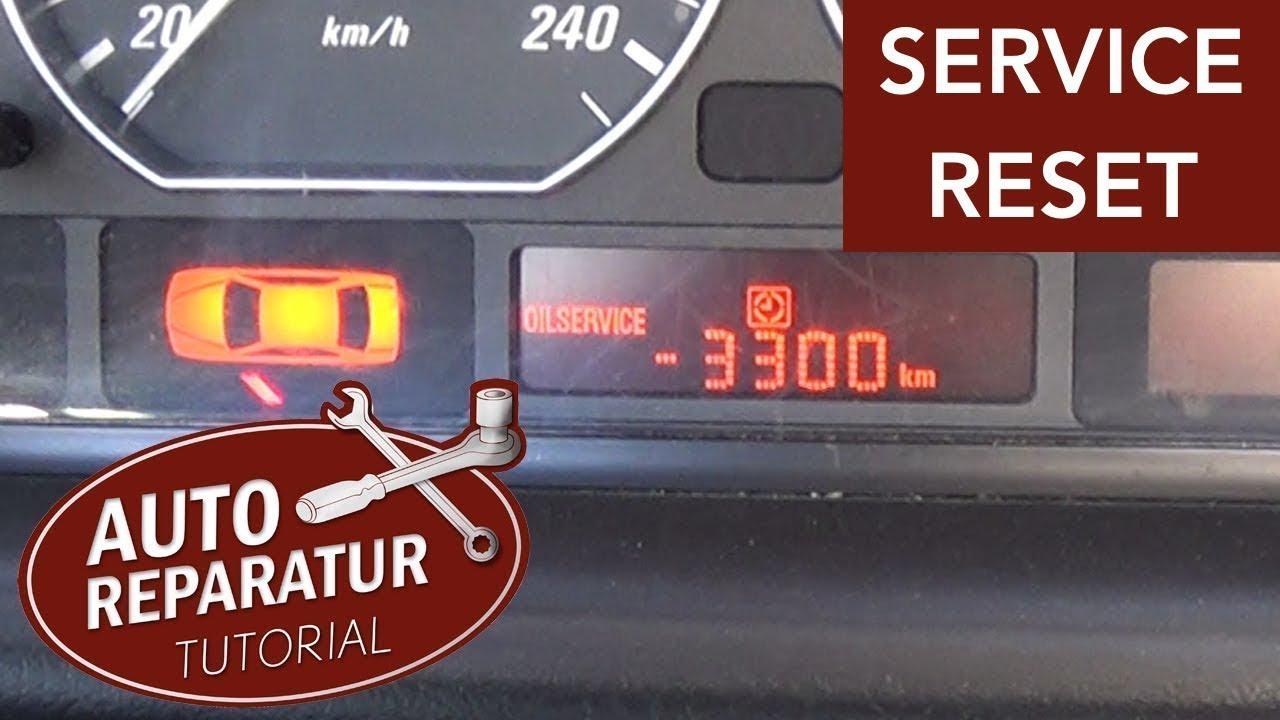 BMW E46 E39 X3 X5 Reset Service Bimmer
