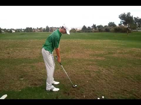 Ryan Green golf swing 2010