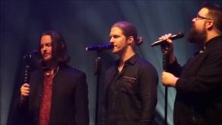 "Home Free ""How Great Thou Art"" 12-18-2016 Mankato, MN"