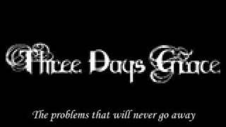 Watch Three Days Grace Overrated video