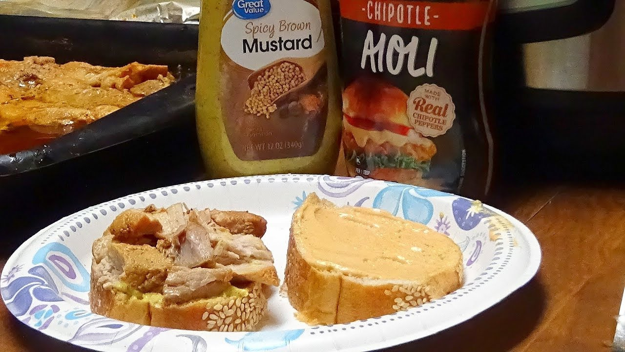 Recipe for Pork Sirloin Chops Baked and Put on French ...