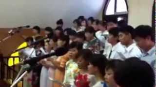 Dâng lên Ba Ngôi - Ca đoàn Maria Trinh Vương
