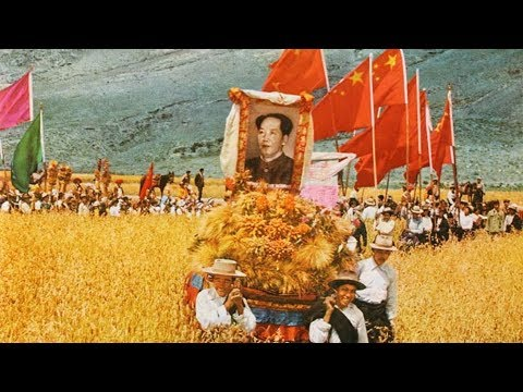 The People of Yanbian Love Chairman Mao [Tibetan Version]