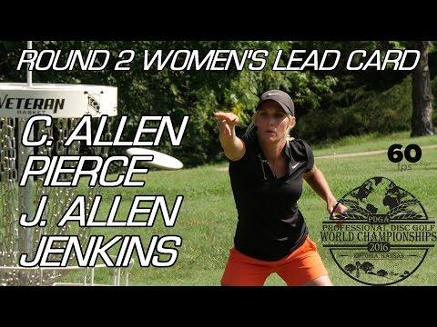 2016 Pro Worlds: Round 2 (Catrina Allen, Paige Pierce, Jennifer Allen, Valarie Jenkins)