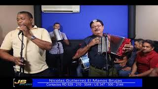 Nicolas Gutierrez Si Tatico Se Levanta En Vivo JS Studio
