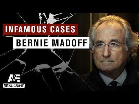Infamous Crimes: Bernie Madoff's Ponzi Scheme | A&E