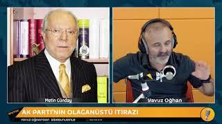 Prof  Dr  Metin Günday  YSK seçimi iptal ederse, bırakın dünyayı, bunu tarihinize anlatamazsınız