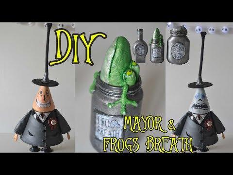 5 Fiendishly Fun Nightmare Before Christmas Diy Projects