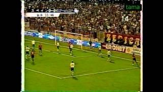 ボスニア・ヘルツェゴビナvsスペイン 2006W杯欧州地区予選 ゼニツァ