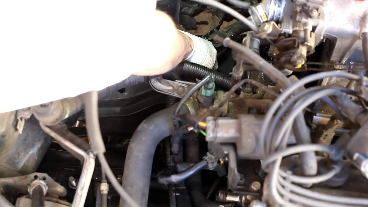 small resolution of 1994 1997 honda accord heater hose replacement