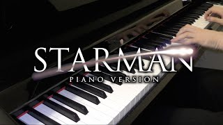 Starman - Main Theme | Piano Version