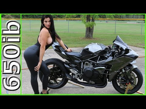 280HP Ninja H2 SMOKED By STRETCHED H2!!! 🔥🔥🔥