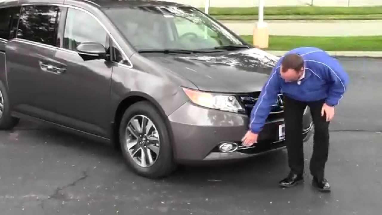 Honda Dealers Omaha >> New 2015 Honda Odyssey Touring For Sale At Honda Cars Of Bellevue