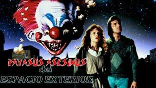 Todas las muertes de Payasos Asesinos del Espacio Exterior (1988)
