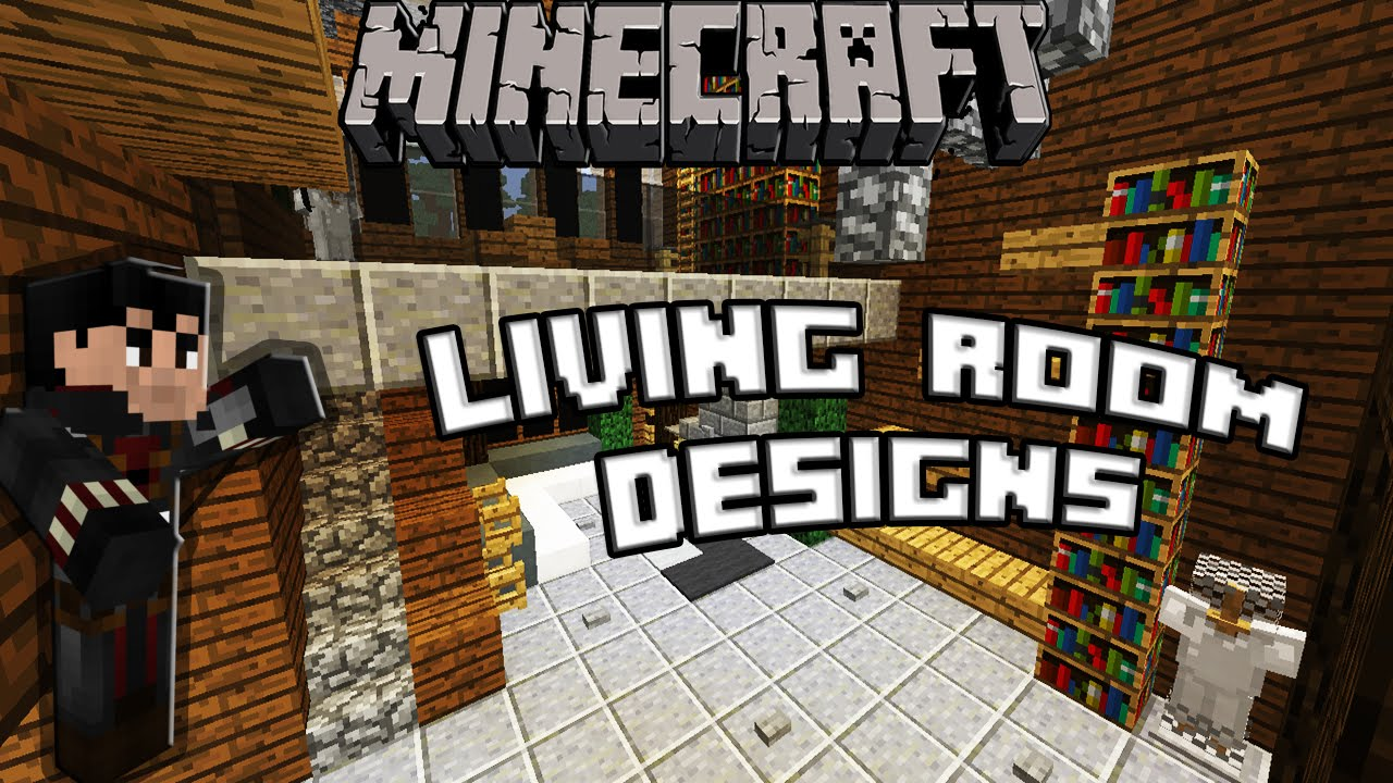 Minecraft how to build a living room building project - How to make a nice living room in minecraft ...