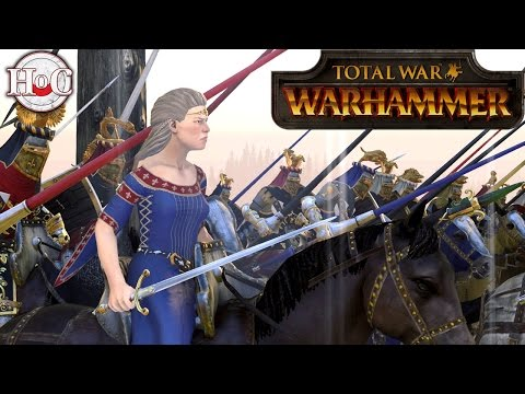 Peasant Beauty and the Beast - Total War Warhammer Online Battle 117