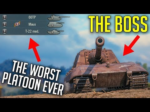 An Absolute BOSS From Germany! ► World of Tanks JagdPanzer E-100 Gameplay