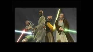 🇺🇸 Star Wars Episode 1: Jedi Power Battles | ADV | SEGA Dreamcast gameplay