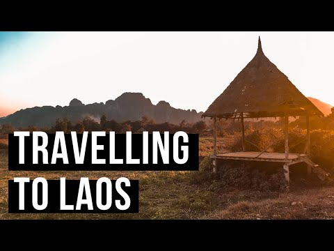 Travelling to Laos - January 2019