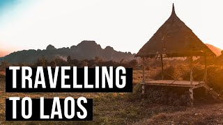 Travelling to Laos - 2019