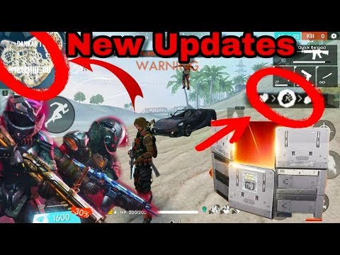NEW MAPS! FREE FIRE NEW UPDATES, NEW GLUE WALL , ELITE PASS S9 [Garena Free Fire]