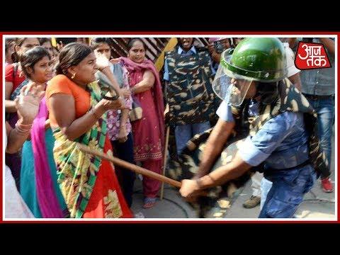 100 Shehar 100 Khabar | Nurse's Protest Turns Violent In Patna